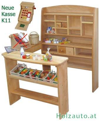 kaufladen aus holz holzspielzeug spielzeug aus holz kaufen. Black Bedroom Furniture Sets. Home Design Ideas